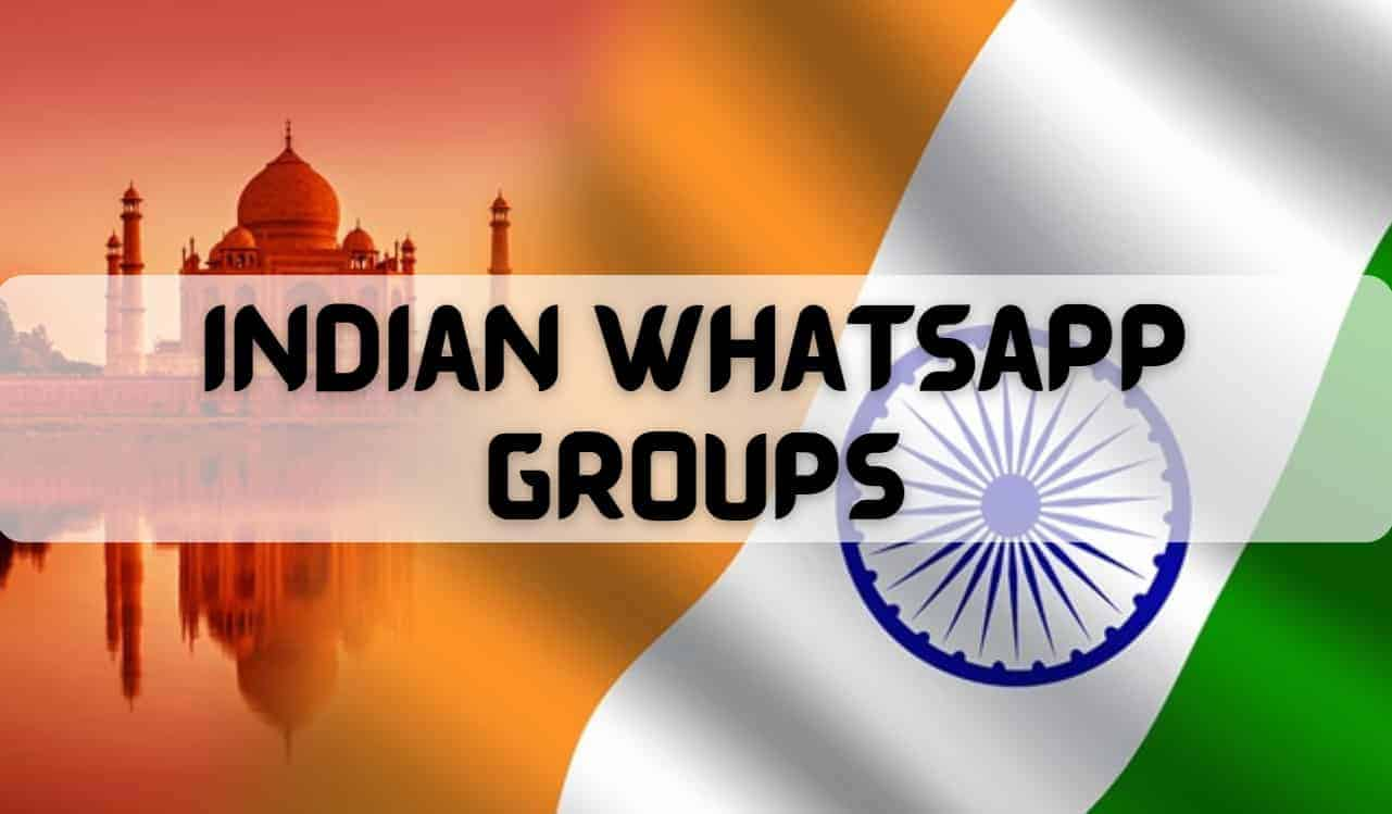Indian Whatsapp Groups Link